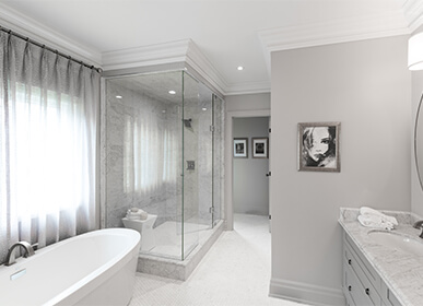 Luxury Bathroom in Bowmanville