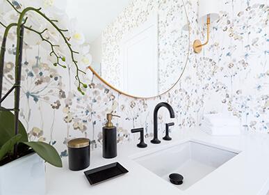 Luxury Bathrooms by Treasure Hill Homes