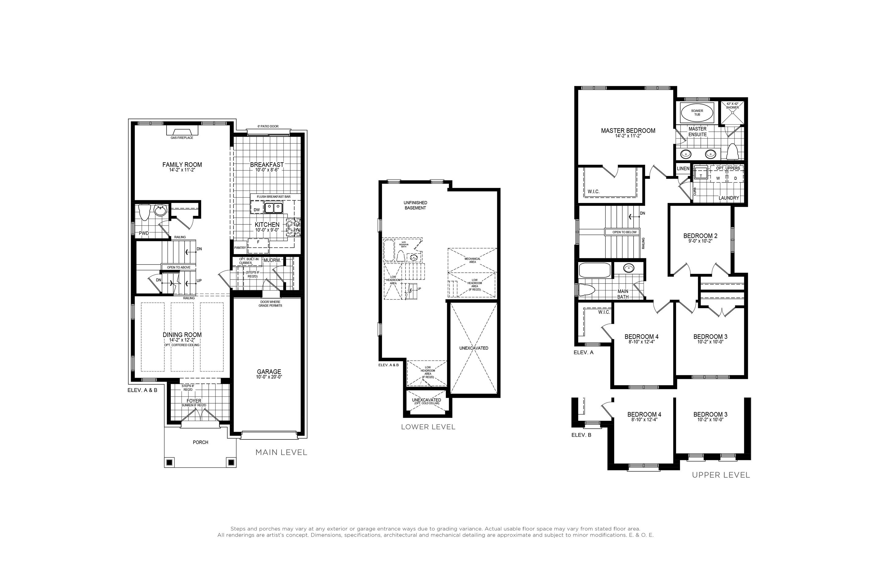 Brighton 1 Floorplan