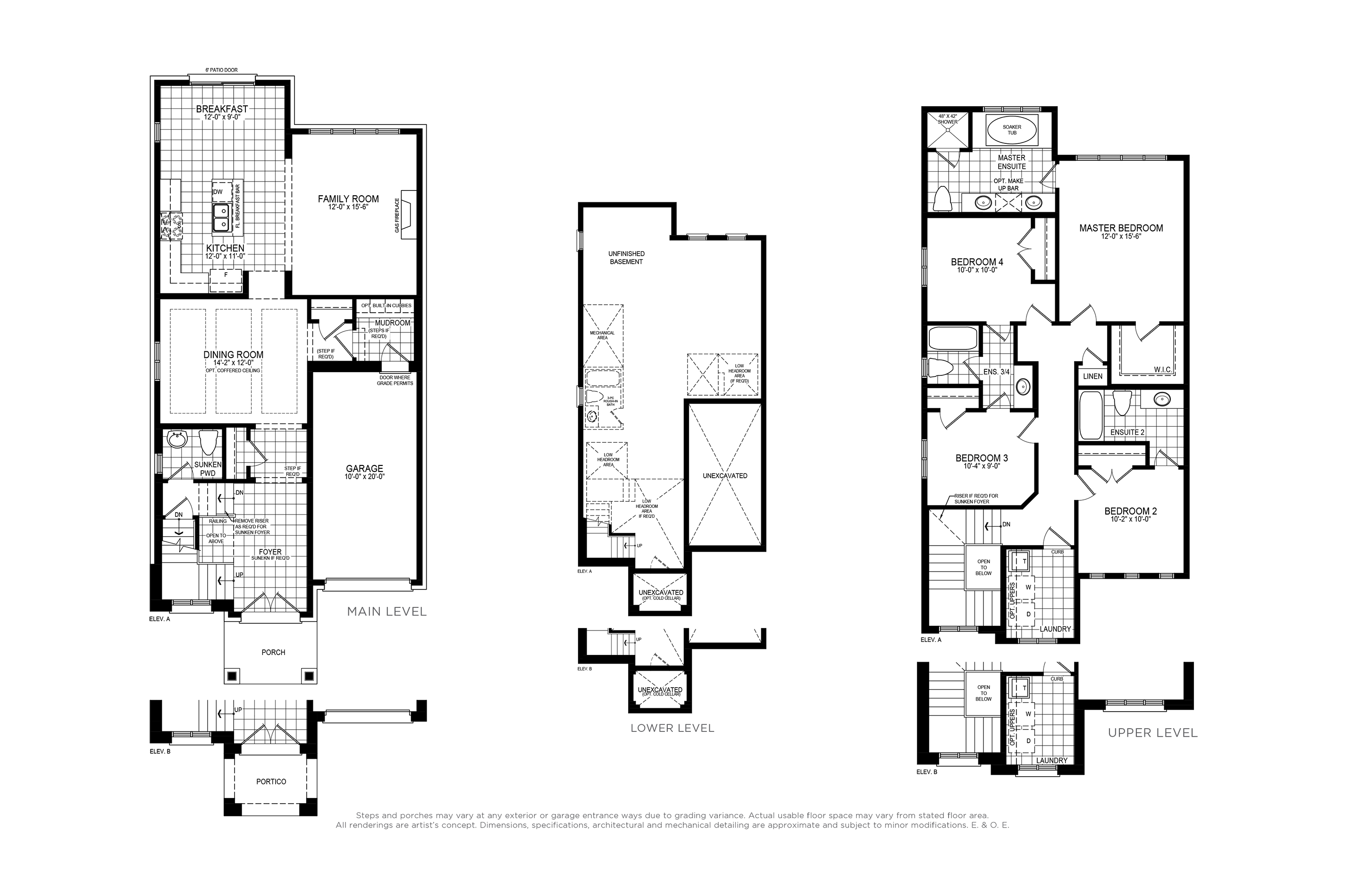 Brighton 2 Floorplan
