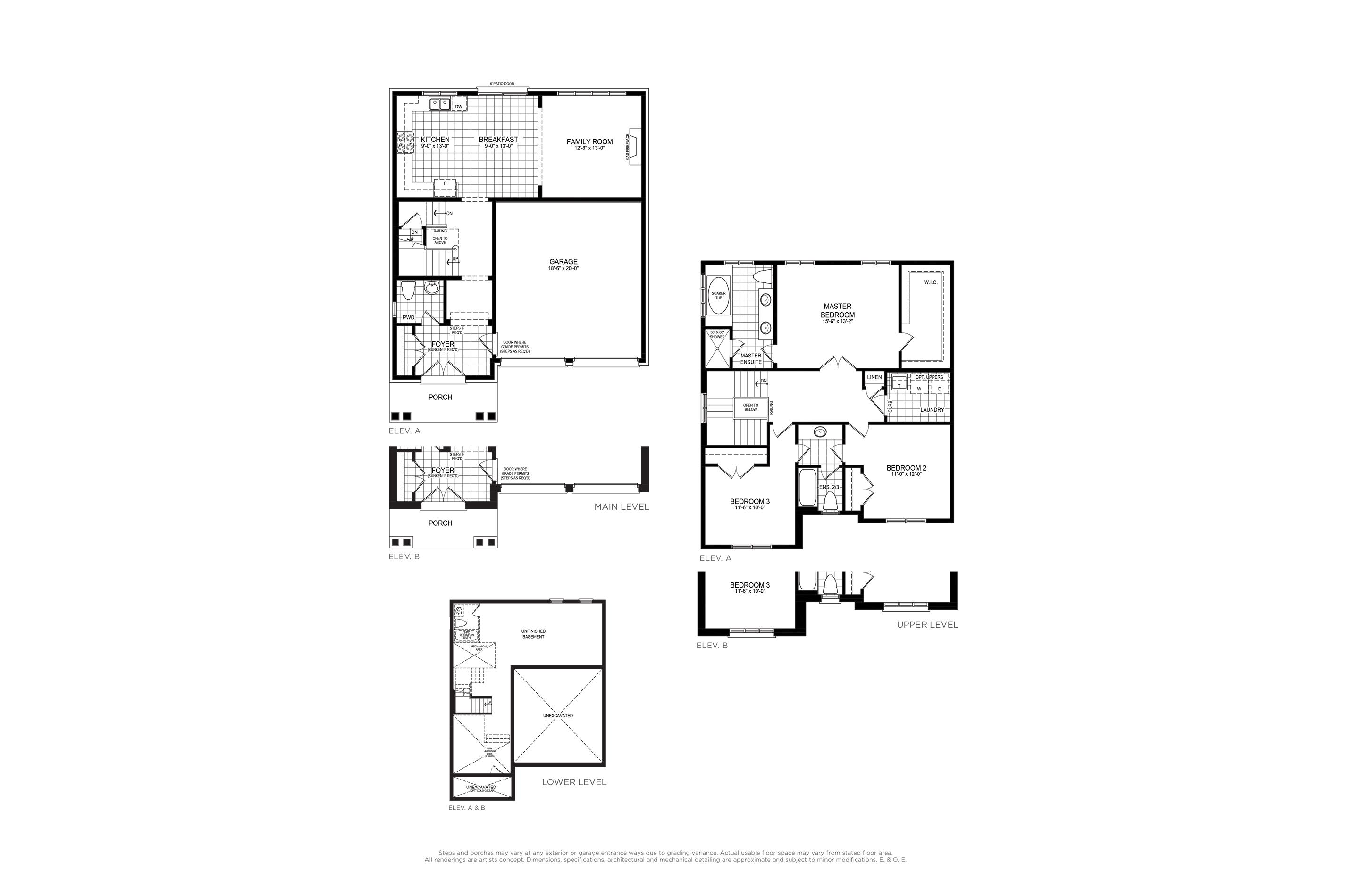 Camberdale 1 Floorplan