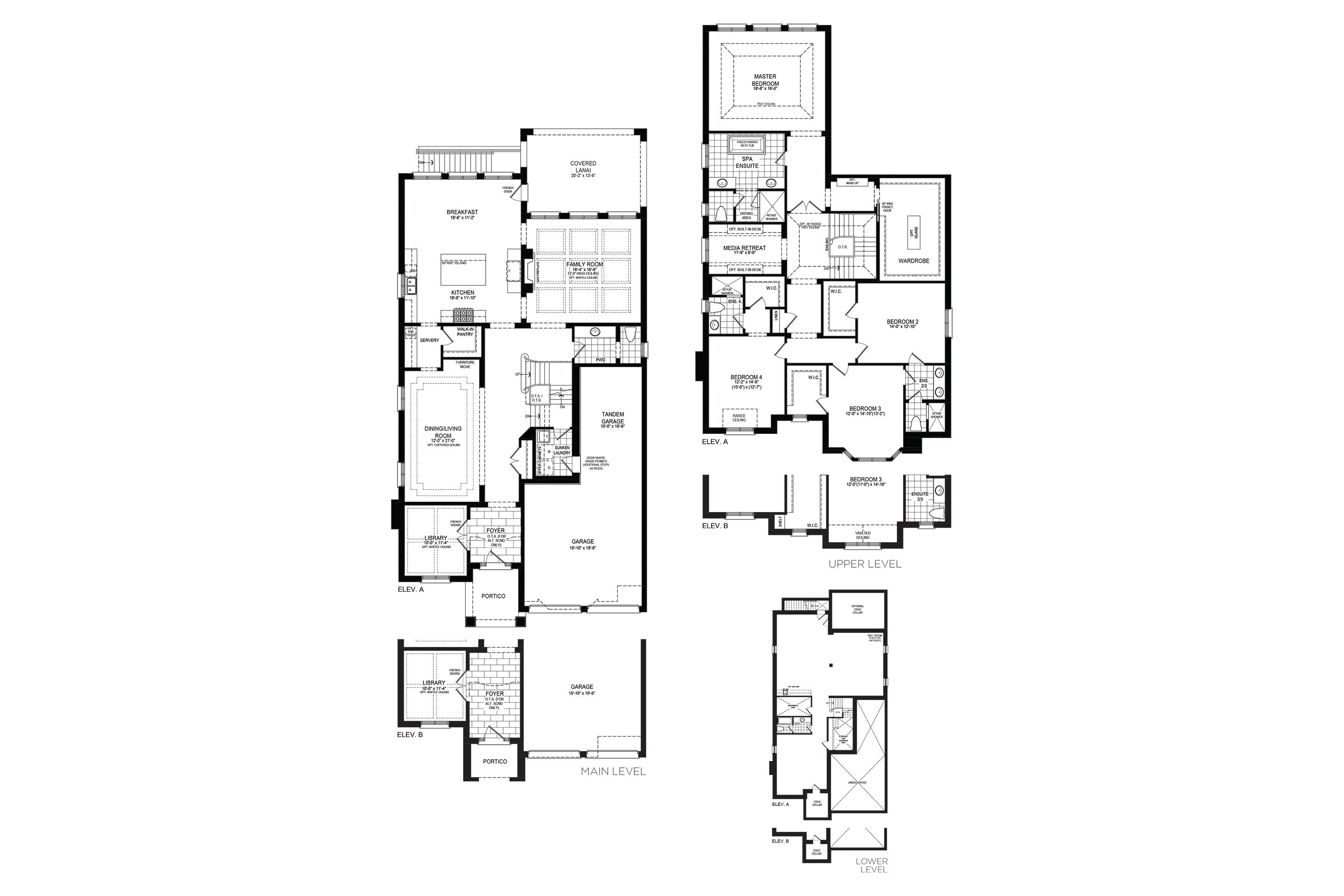 Cambridge 6 Floorplan
