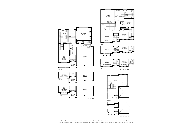 Glenview 1 Floorplan