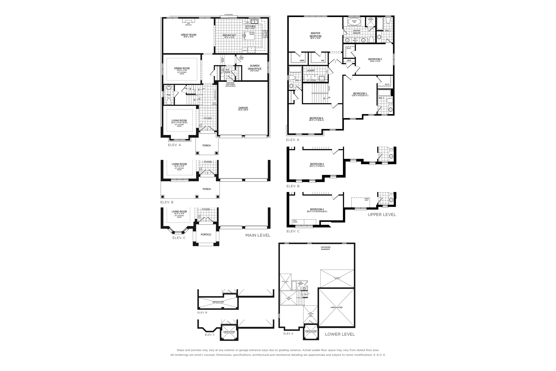 Glenview 3 Floorplan