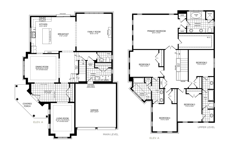 Glenview 7 Floorplan