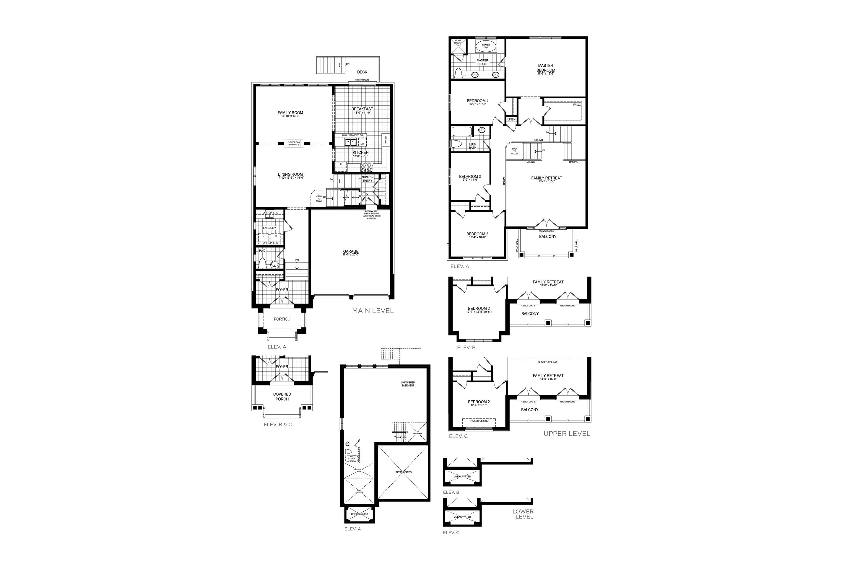 Kingsbury 10 Floorplan