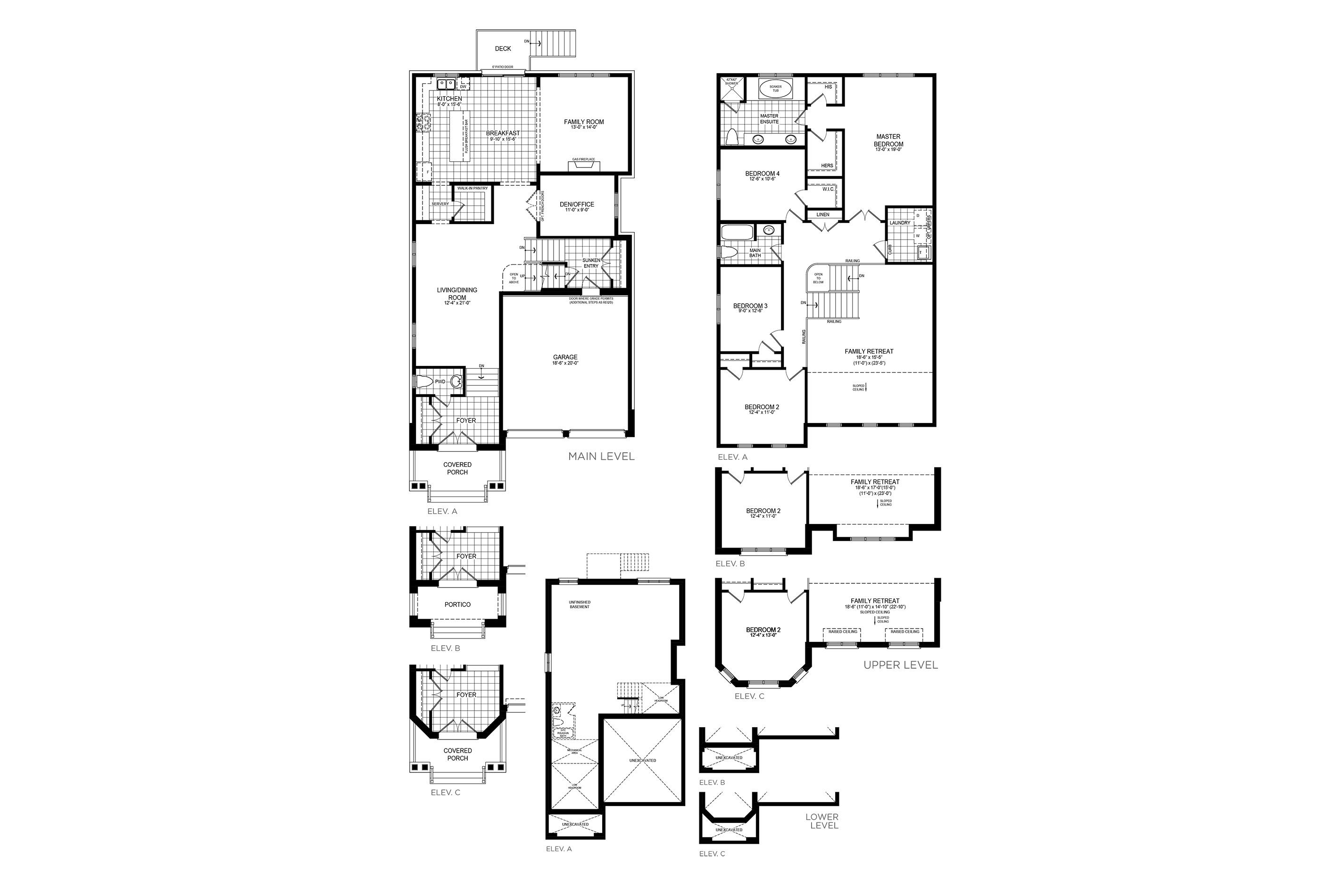 Kingsbury 11 Floorplan