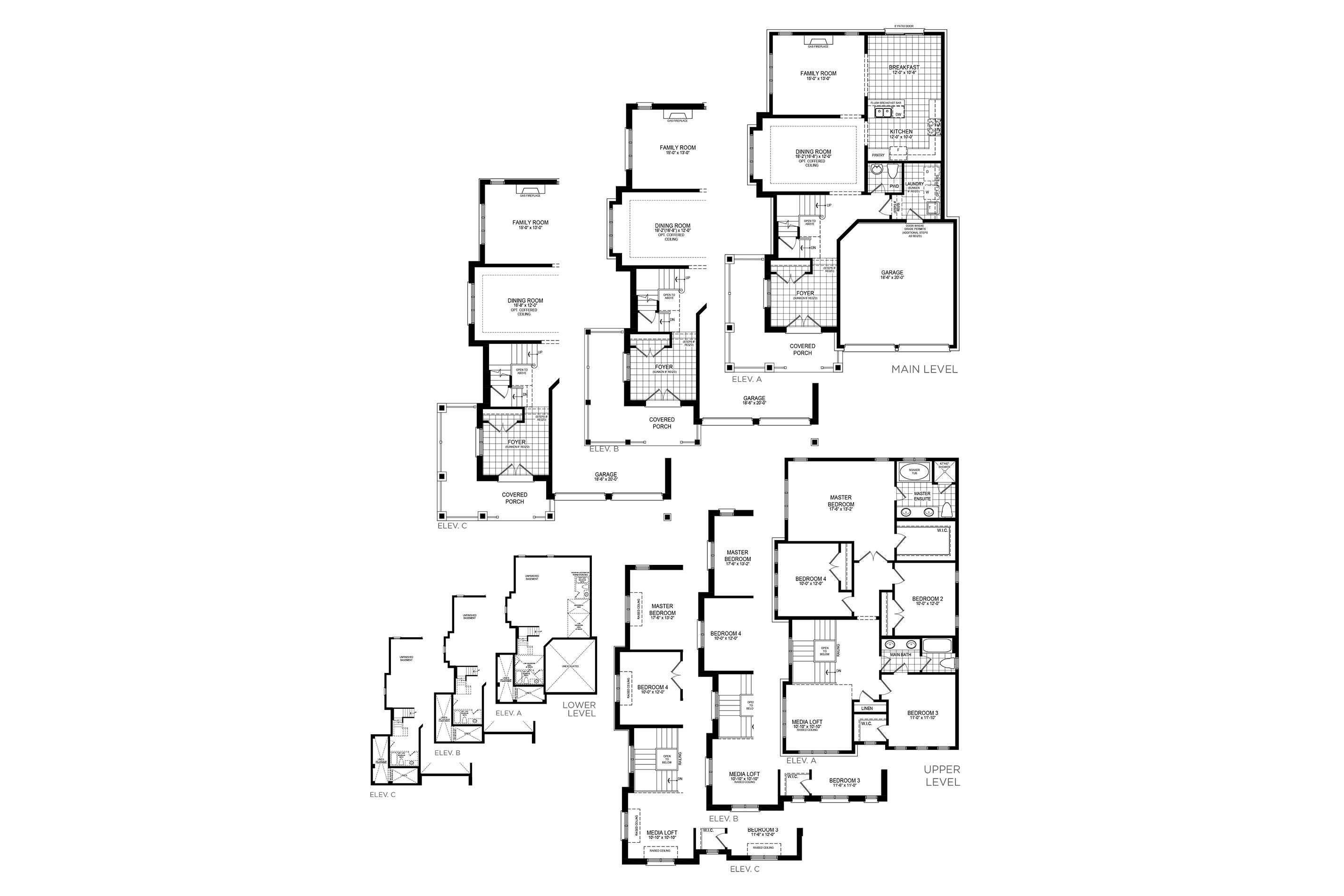 Kingsbury 12 Floorplan