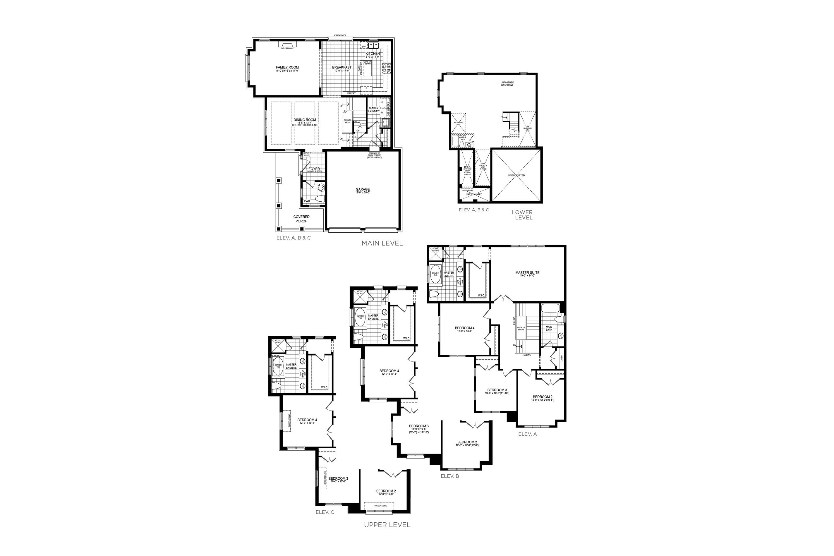Kingsbury 13 Floorplan