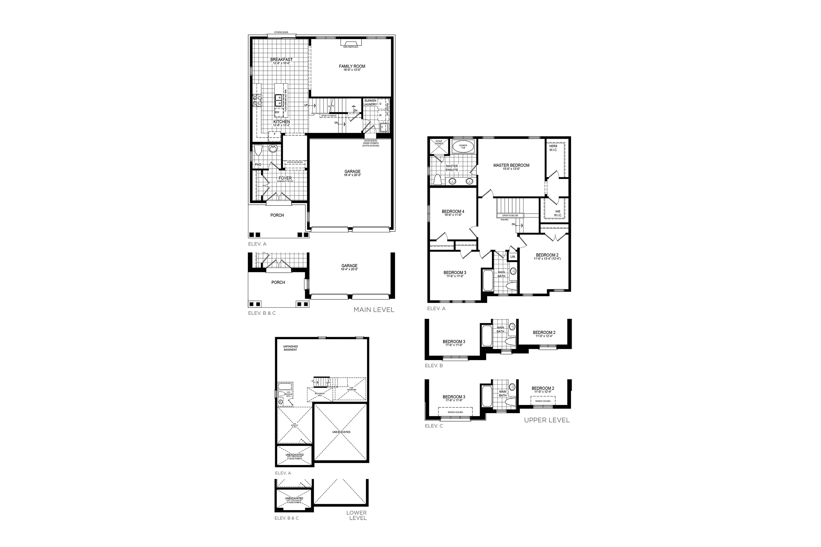 Kingsbury 2 Floorplan