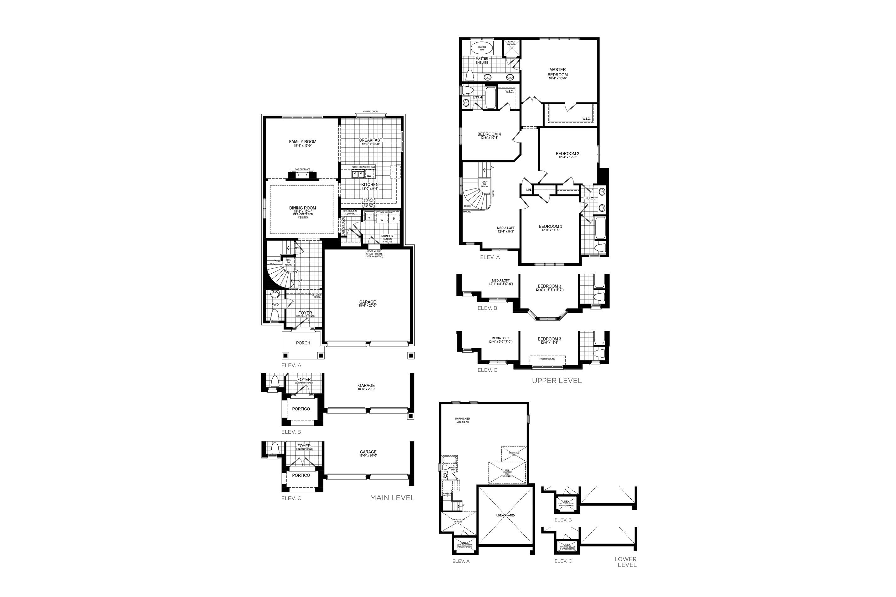 Kingsbury 6 Floorplan
