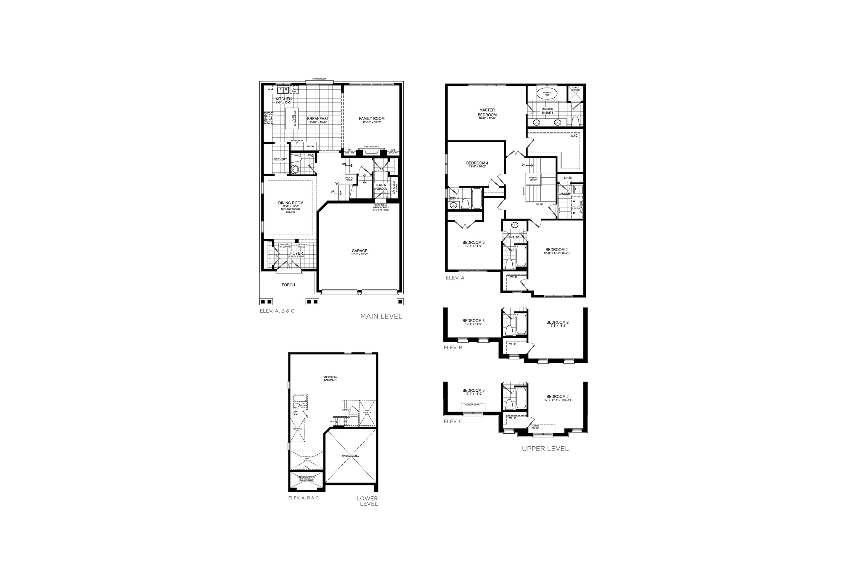 Kingsbury 7 Floorplan