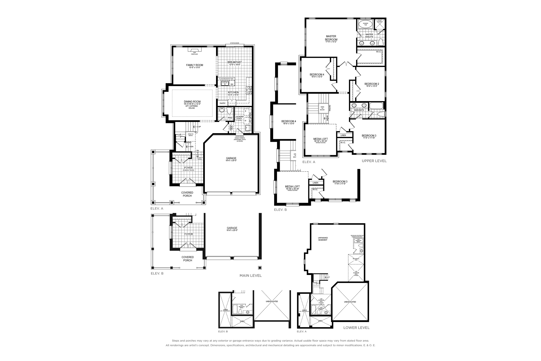 Lynwood 12 Floorplan