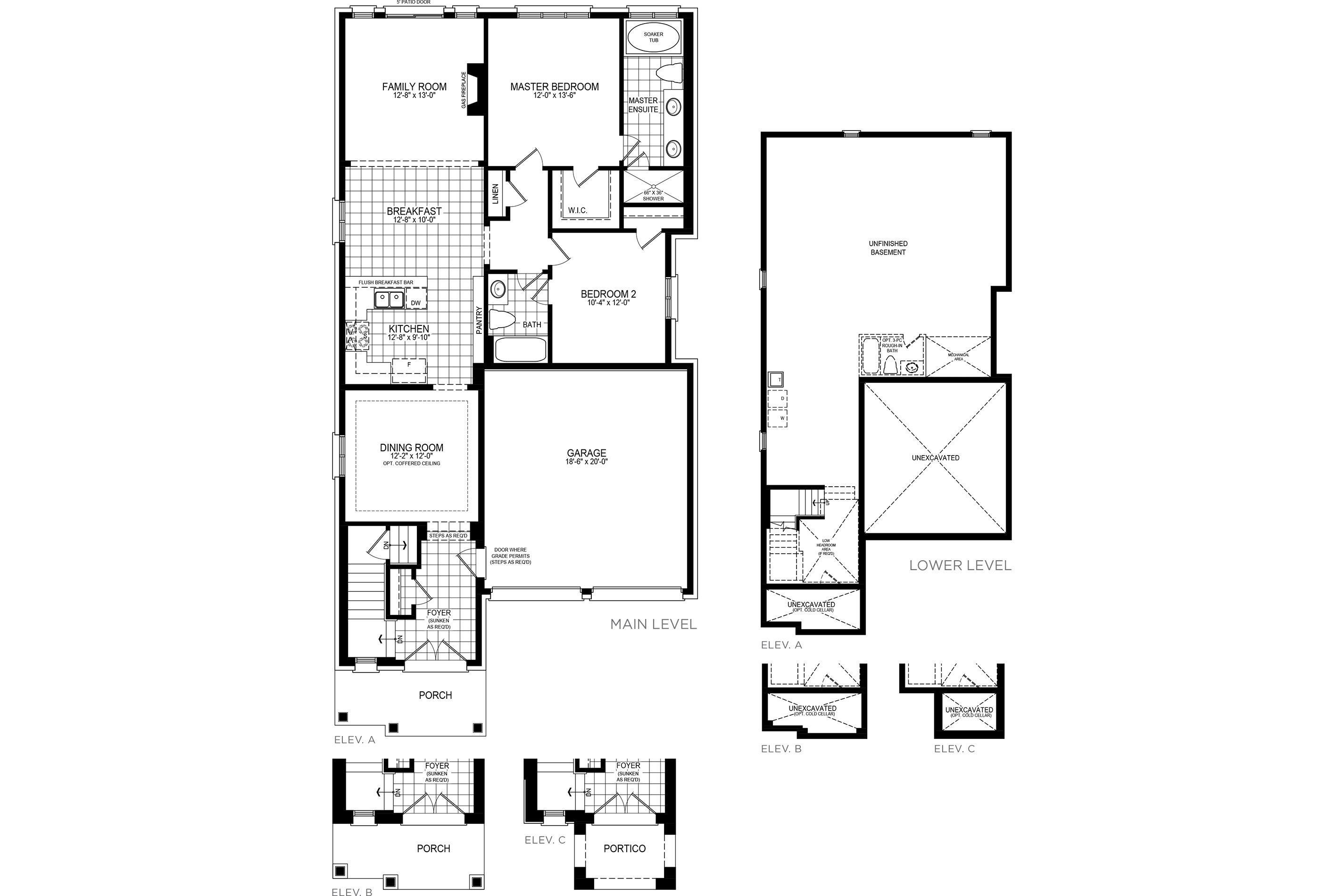 Lynwood 16 Floorplan