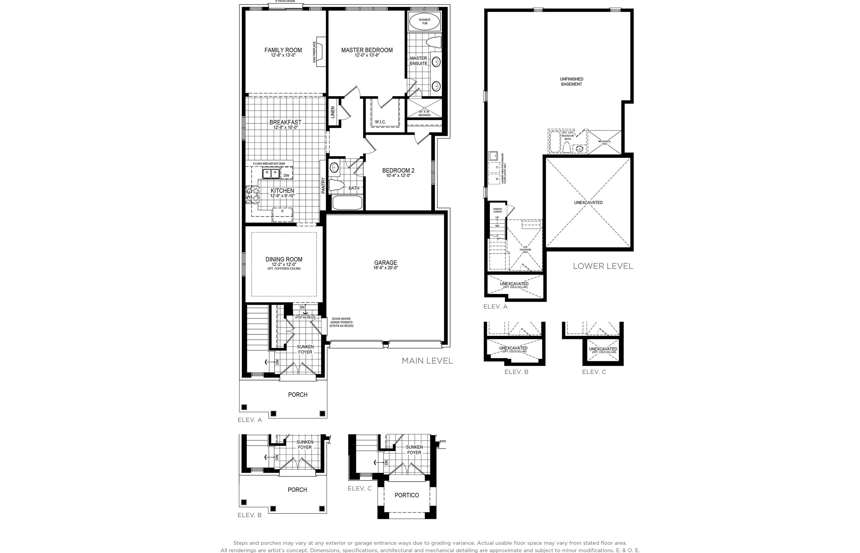Lynwood 16 Floorplan