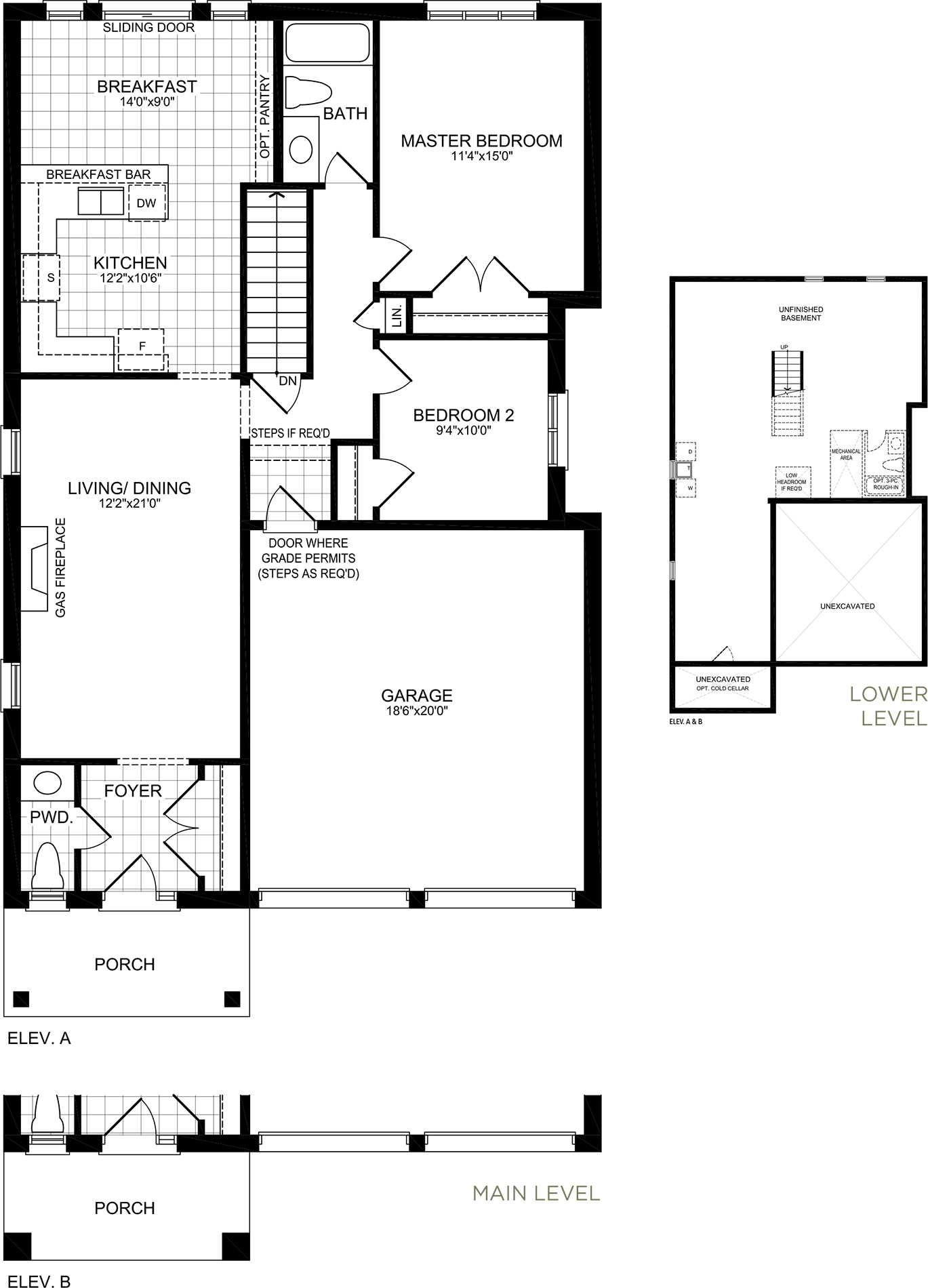 Lynwood 18 Floorplan