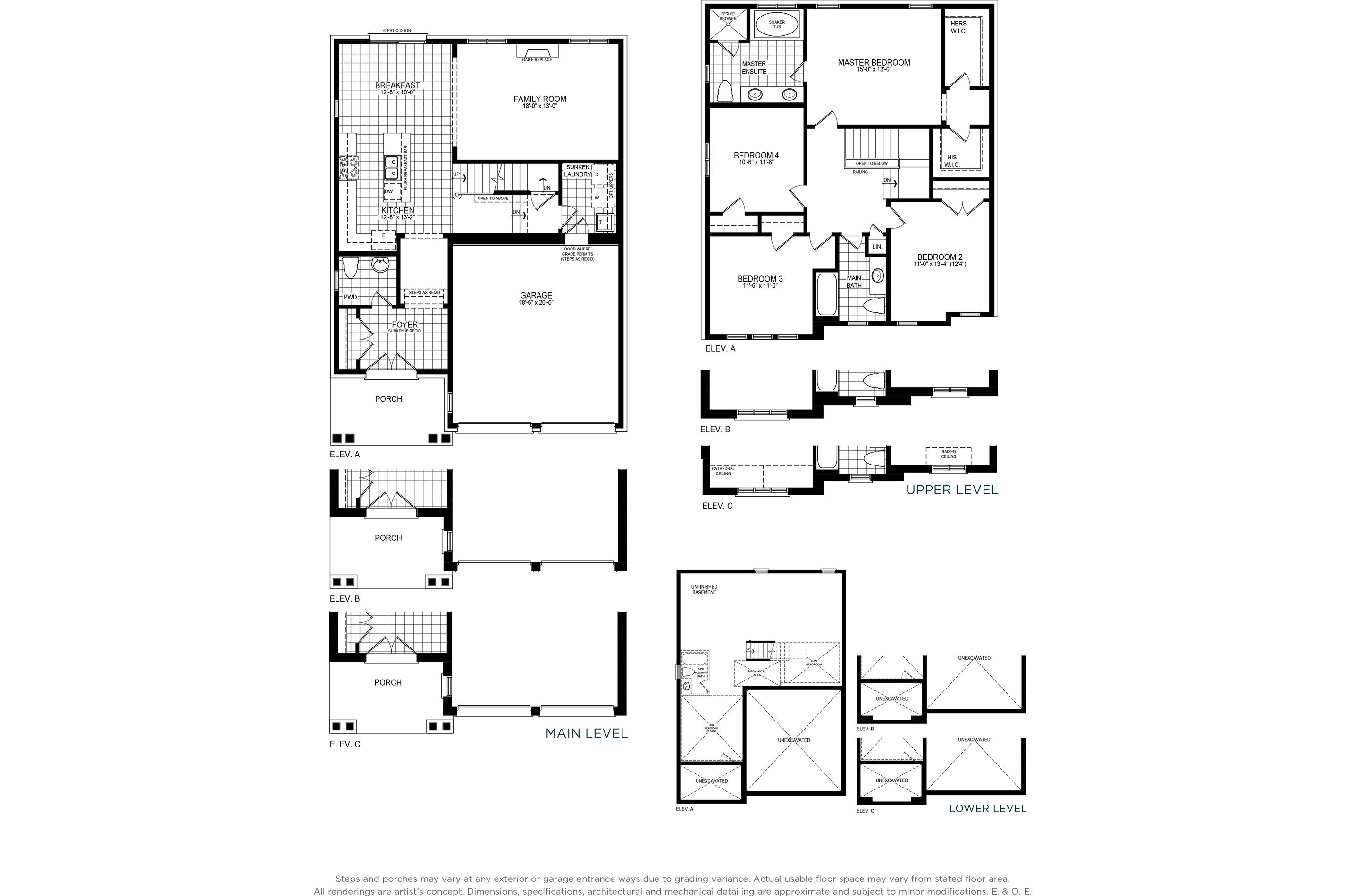 Lynwood 2 Floorplan
