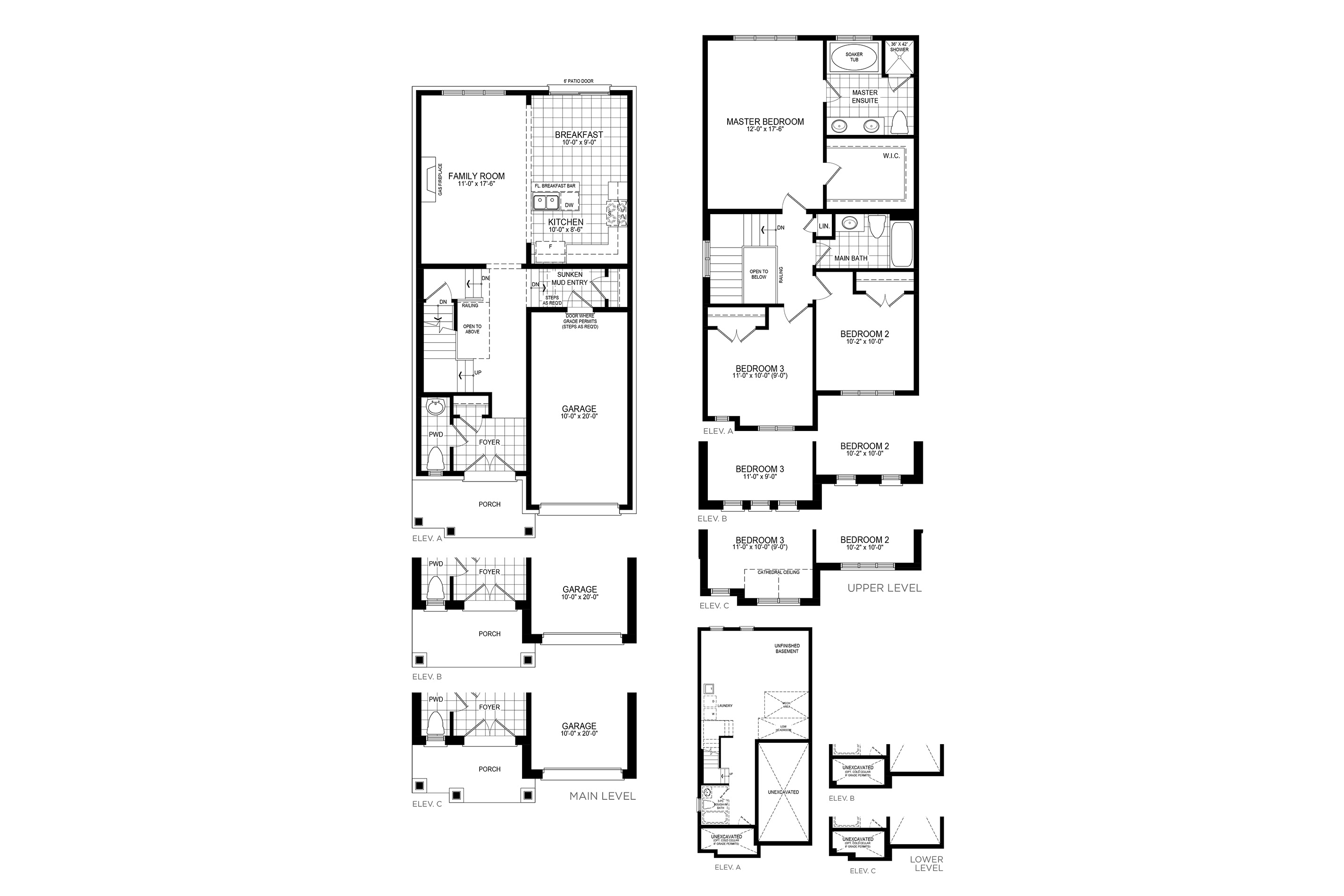 Mayberry 2 Floorplan