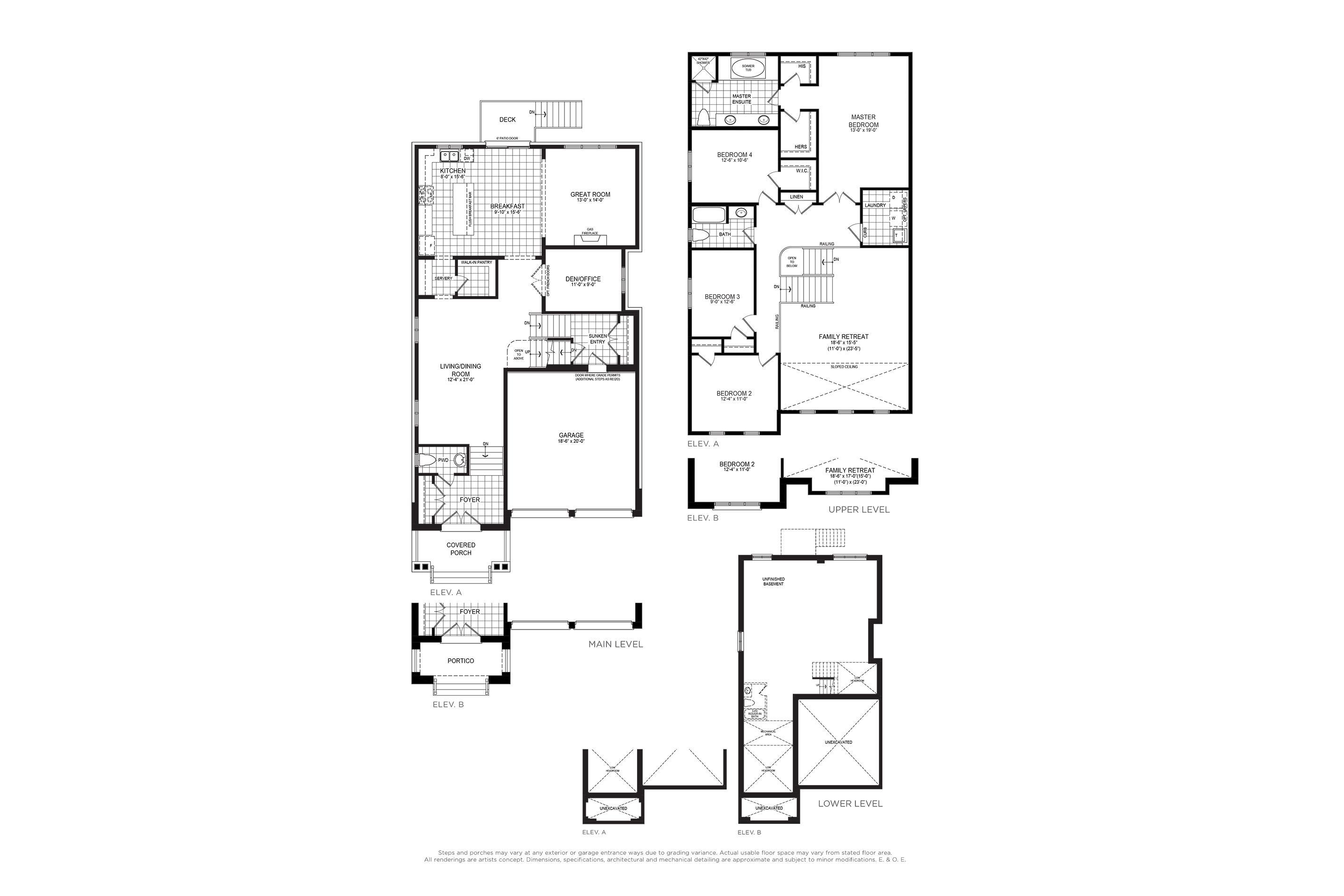 Somerset 10 Floorplan