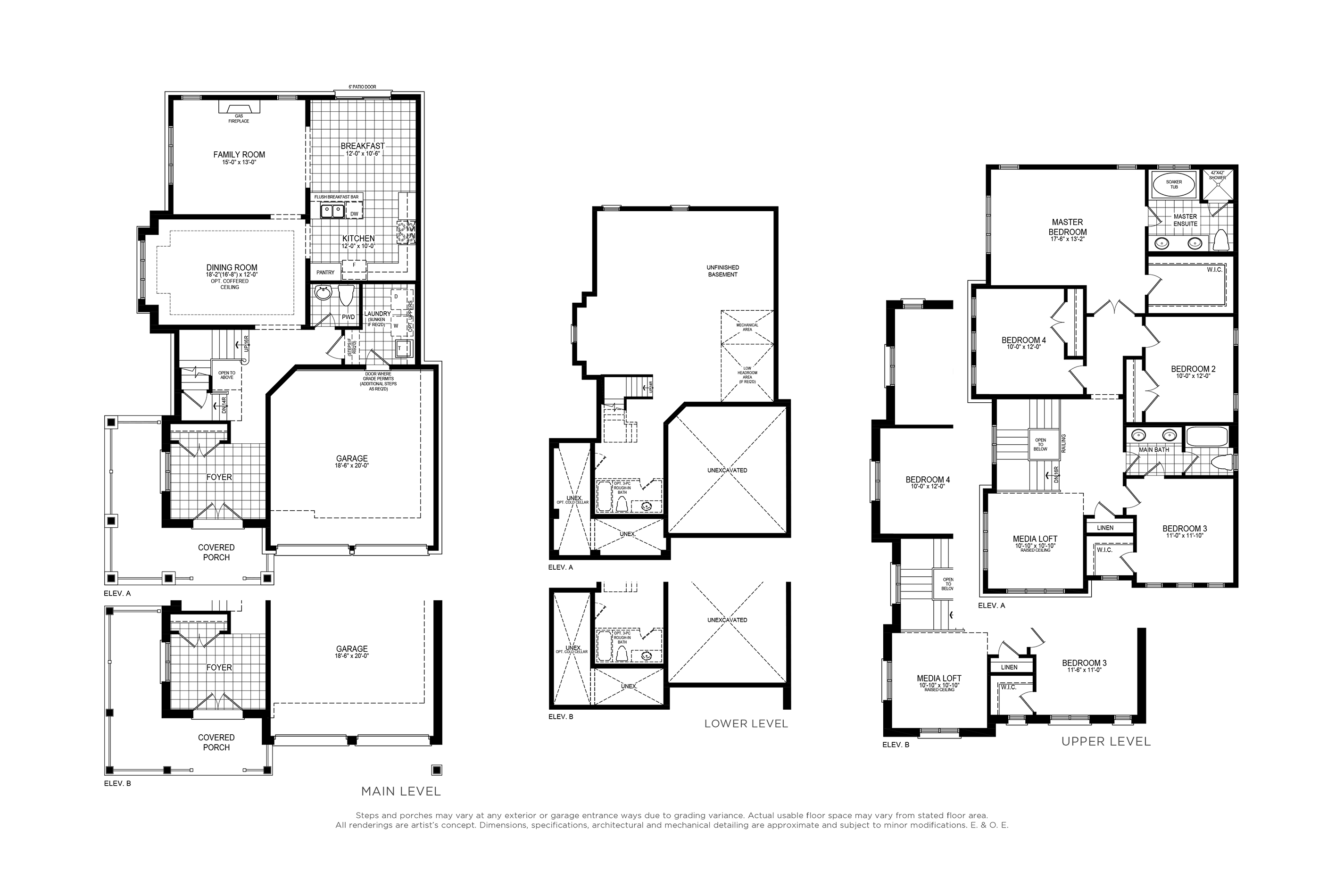 Somerset 7 Floorplan
