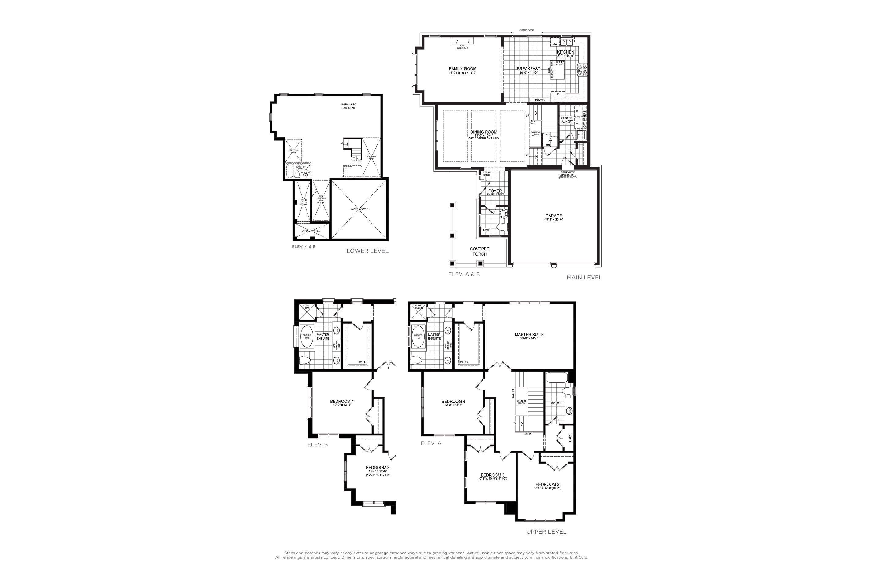 Somerset 8 Floorplan