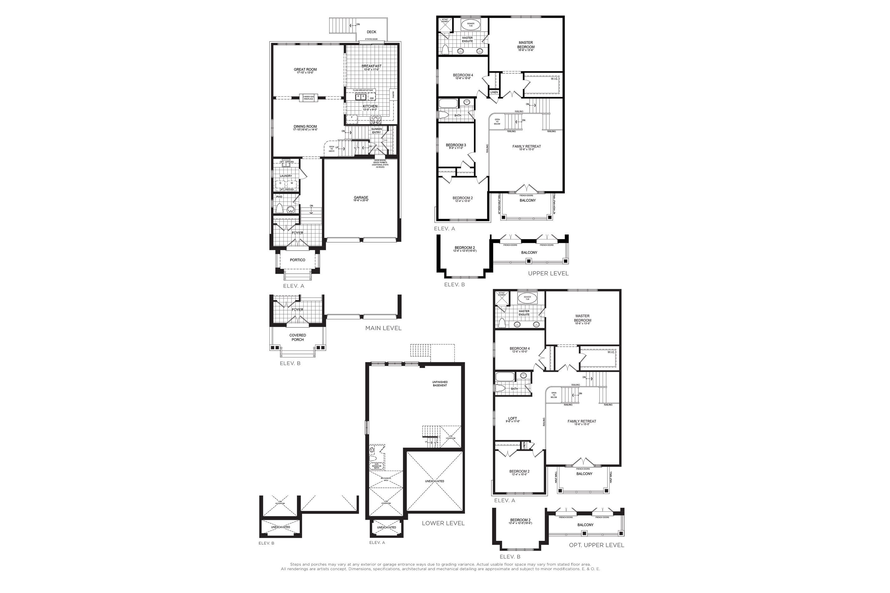 Somerset 9 Floorplan