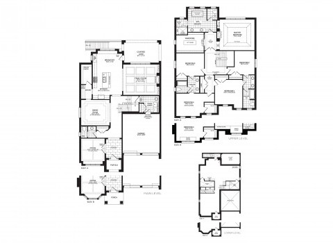Cambridge 5 Floorplan Thumbnail