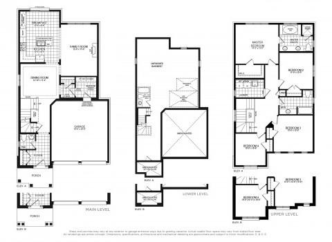 Claremont 3 Floorplan Thumbnail