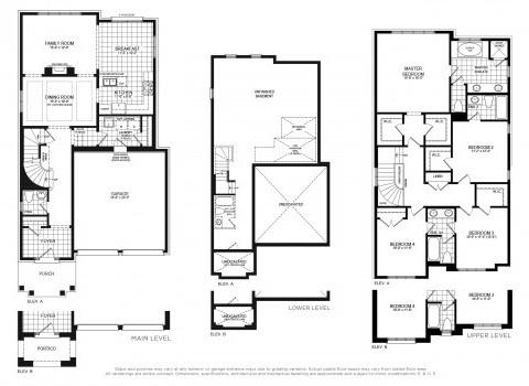 Claremont 4 Floorplan Thumbnail