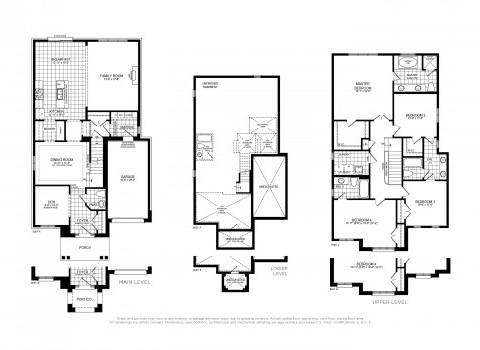 Claremont 5 Floorplan Thumbnail