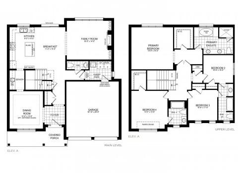 Glenview 1 Floorplan Thumbnail