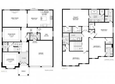 Glenview 3 Floorplan Thumbnail