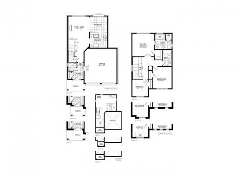 Langley 1 Floorplan Thumbnail