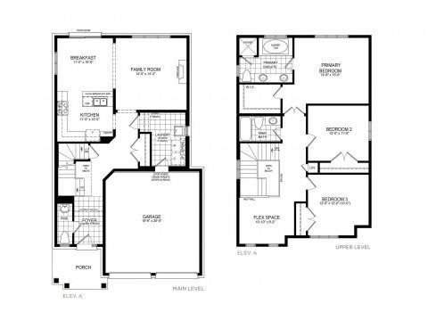 Langley 2 Floorplan Thumbnail