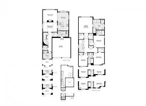 Langley 4 Floorplan Thumbnail