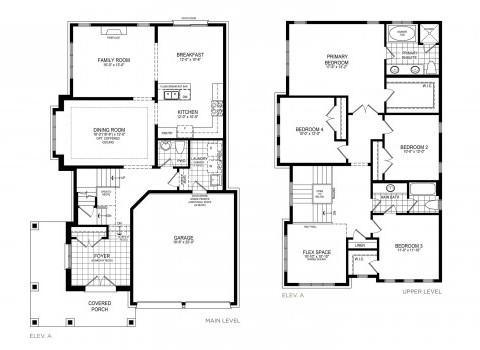 Lynwood 12 Floorplan Thumbnail