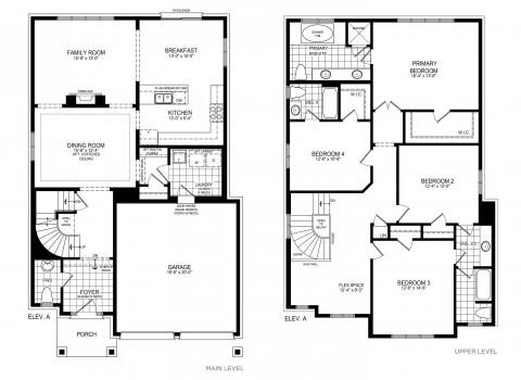 Lynwood 6 Floorplan Thumbnail