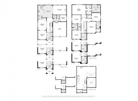 Mandeville 3 Floorplan Thumbnail