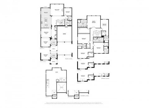 Mandeville 4 Floorplan Thumbnail