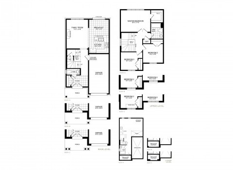 Mayberry 1 Floorplan Thumbnail