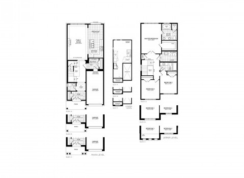 Mayberry 3 Floorplan Thumbnail