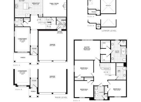 Chelston 1 Floorplan Thumbnail