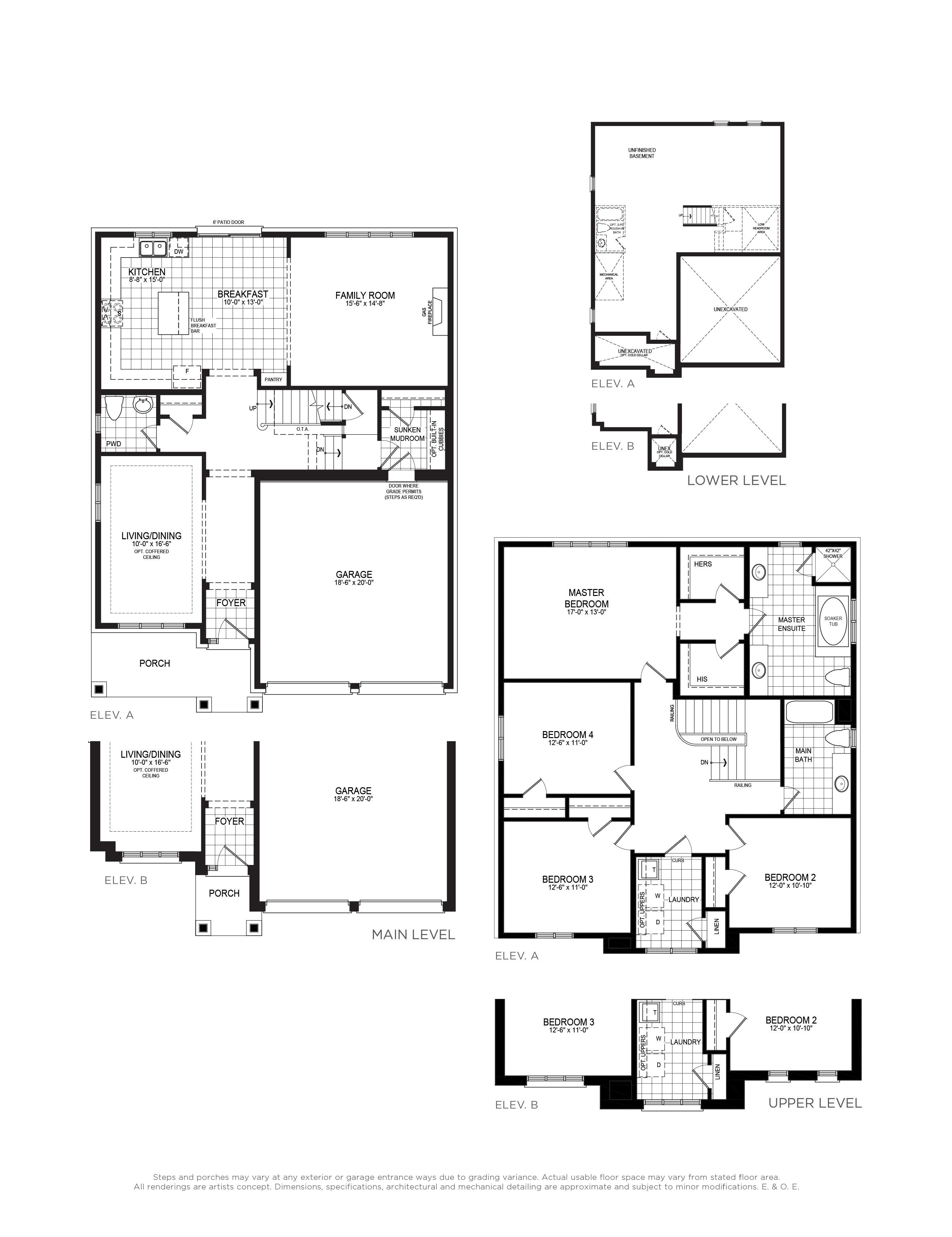Chelston 1 Floorplan