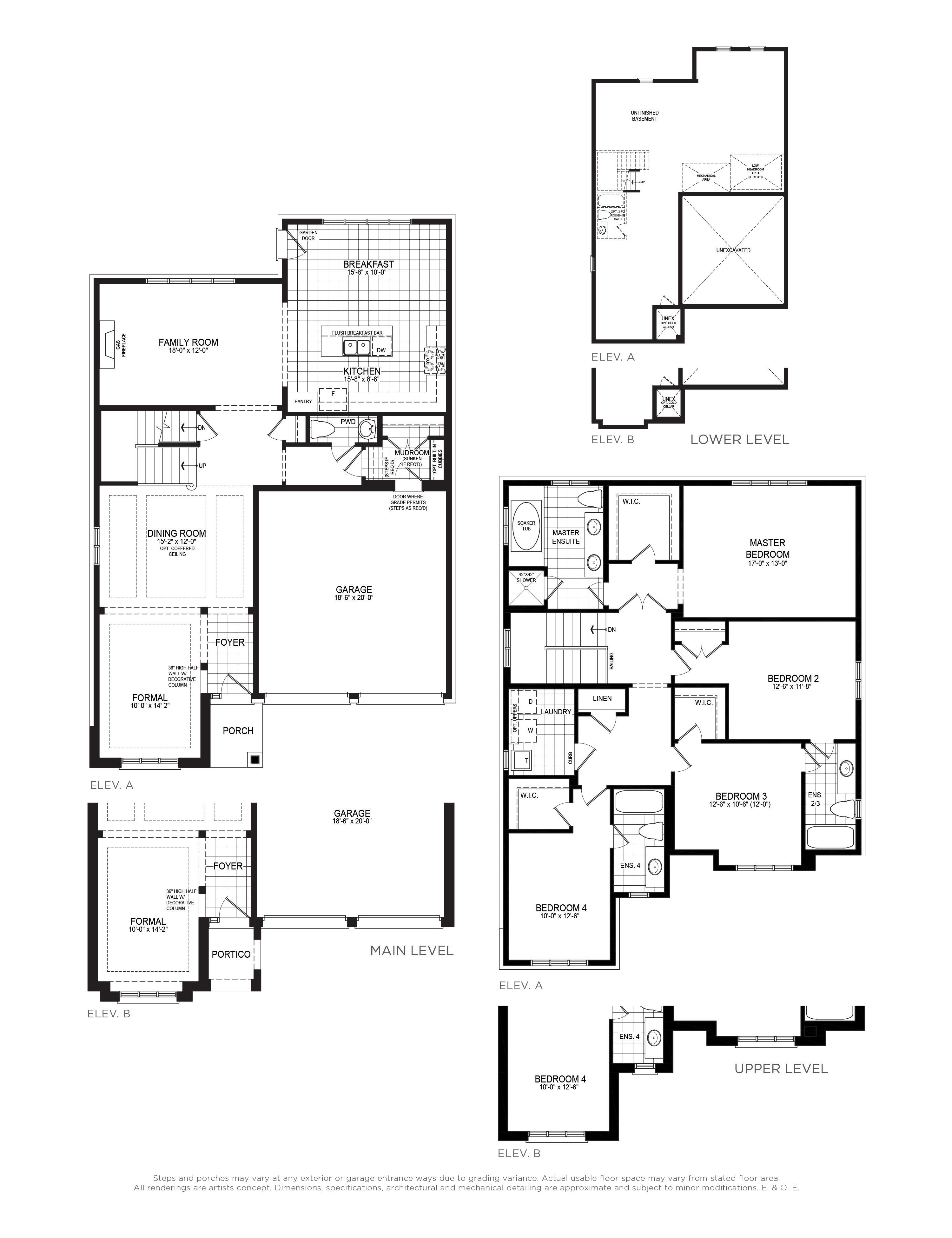 Chelston 2 Floorplan