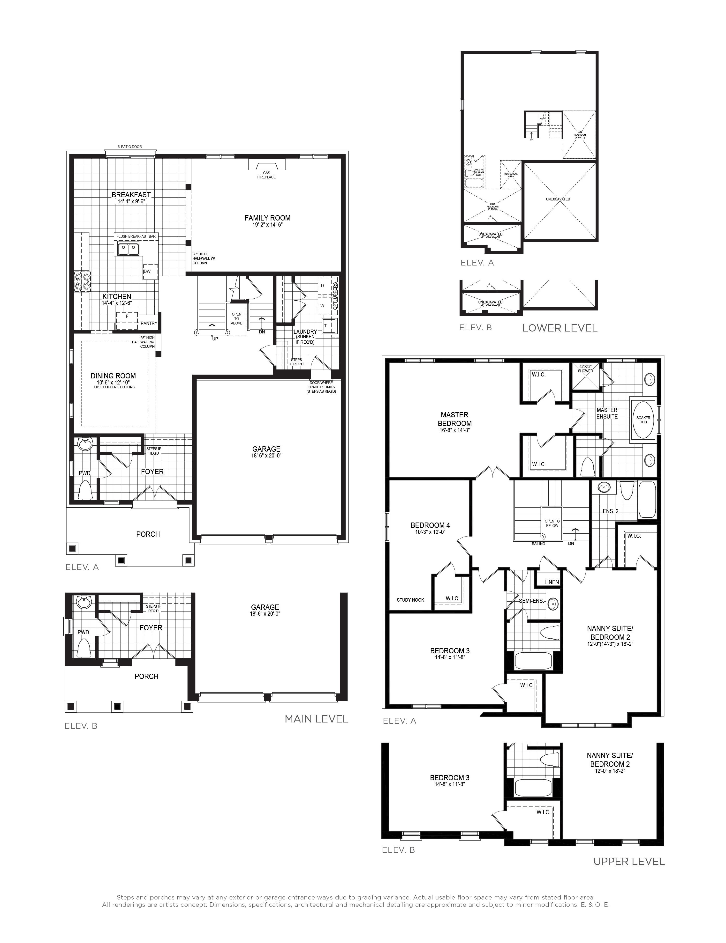 Chelston 3 Floorplan