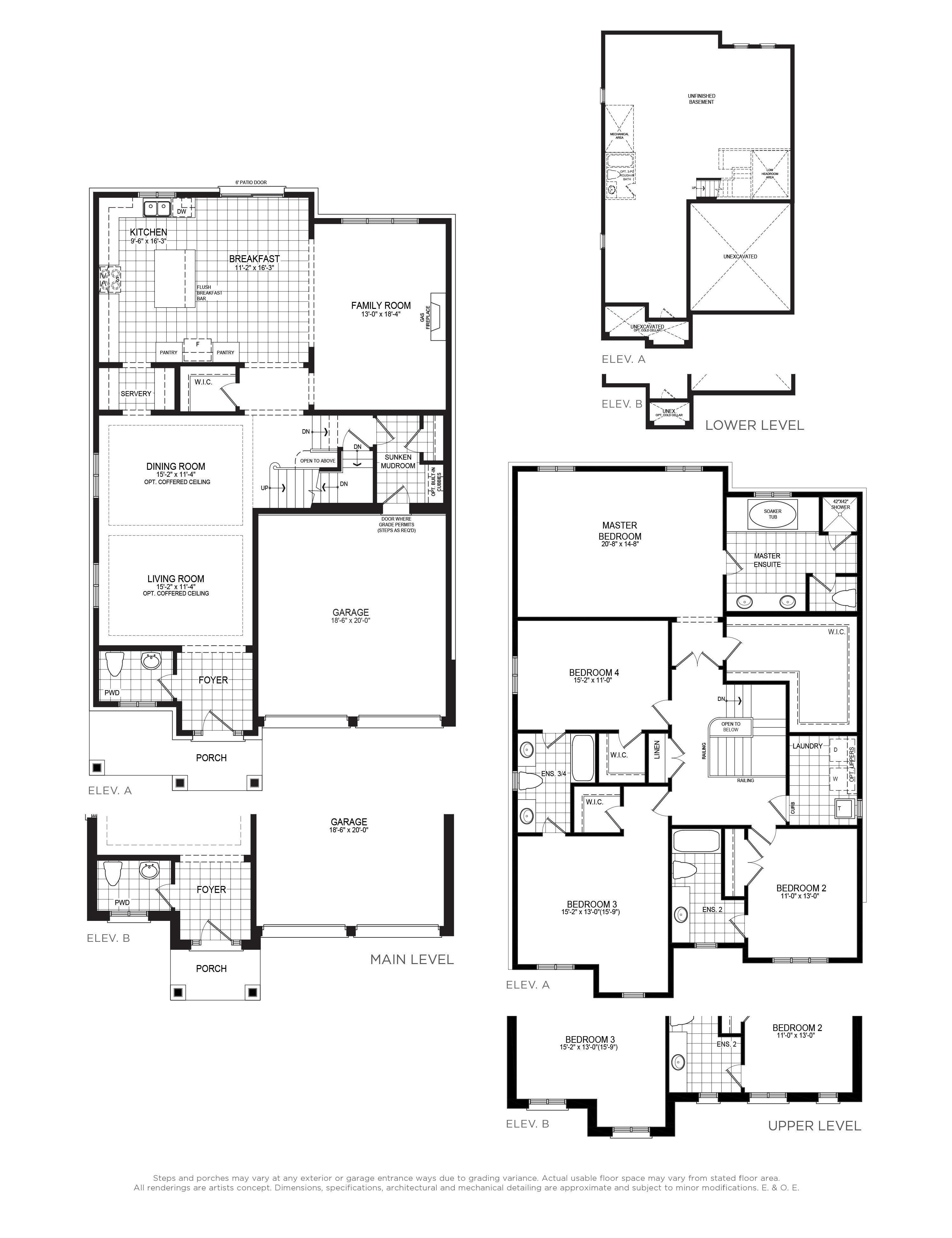 Chelston 4 Floorplan