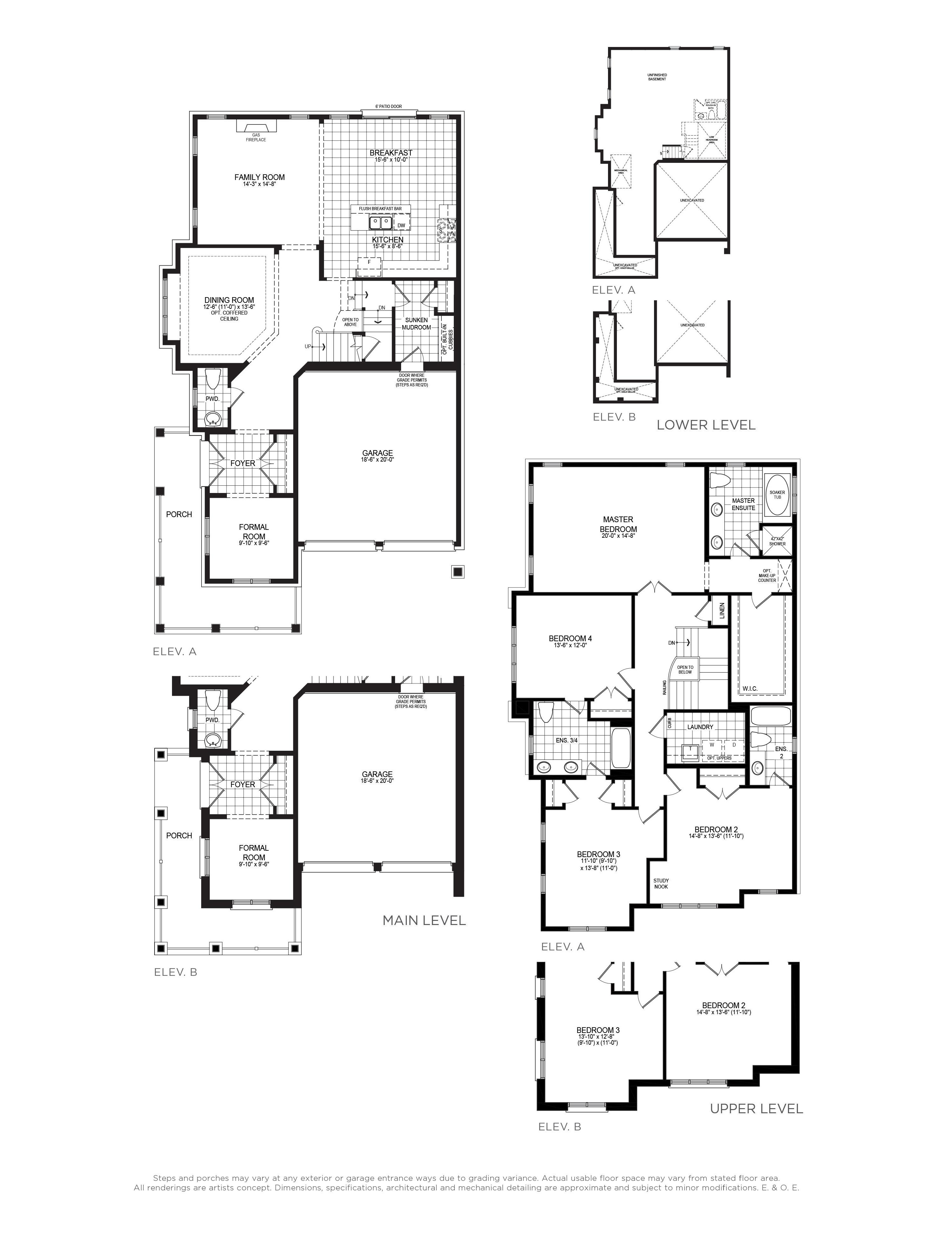 Chelston 5 Floorplan