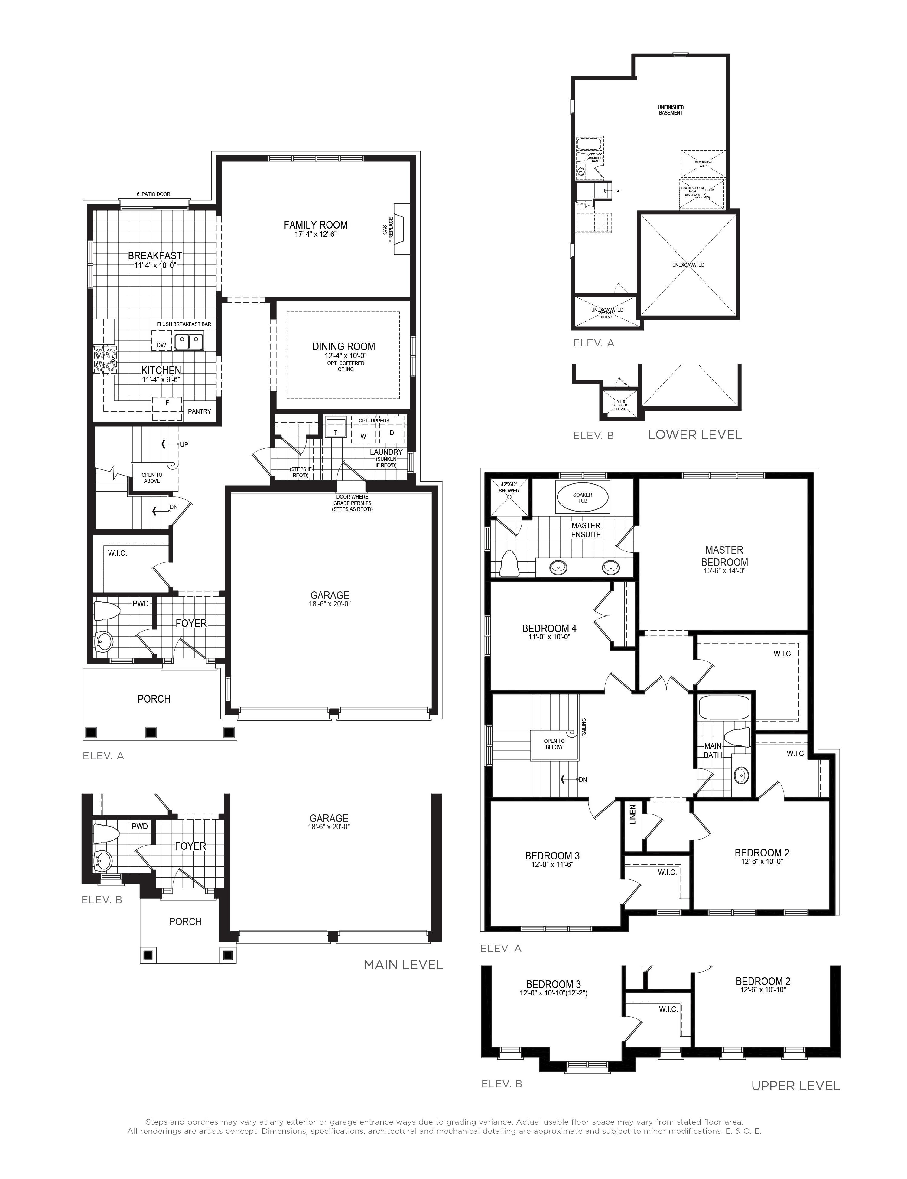 Somerset 2 Floorplan