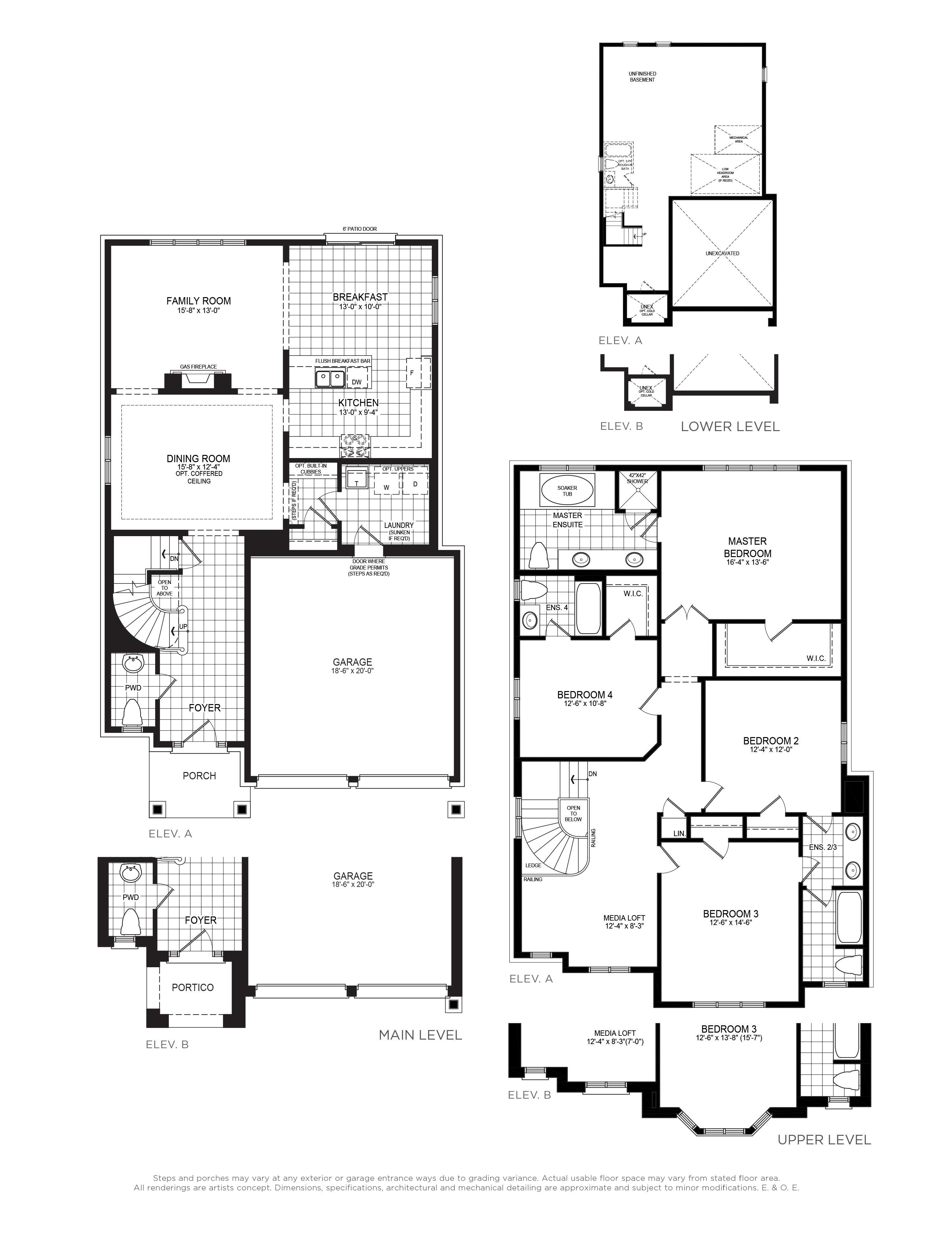 Somerset 3 Floorplan