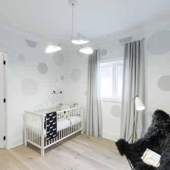 Aurora New Homes - Baby Room